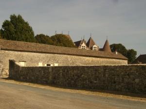 Chateaux Monbazillac -von hier kommt der köstliche Aperitiv