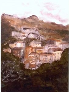 Corte,Korsika