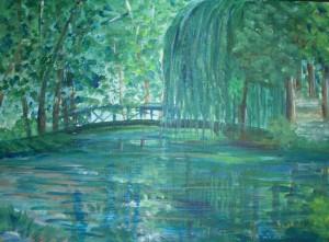 Fontaines Bleues Chateau Beaulon