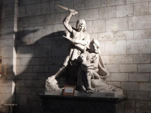 Statue  Massacre Innocents