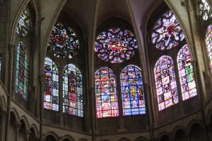 Gotischer Chor XIII.Jh.