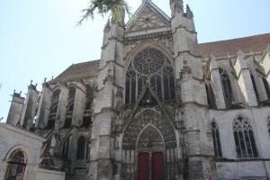 Haupteingang Saint Etienne