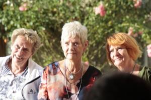 die 3 Schwestern  Gisela , Irmi , Sigi